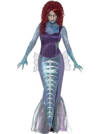 Zombie Mermaid Costume d1815fd9d7db8