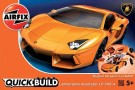 Quick build Lamborghini Aventador thumbnail
