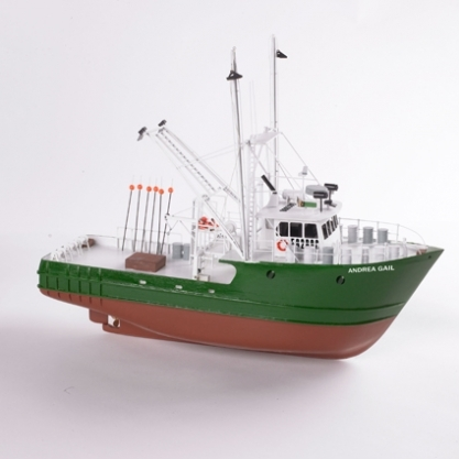 1:60 Andrea Gail - Wooden Hull