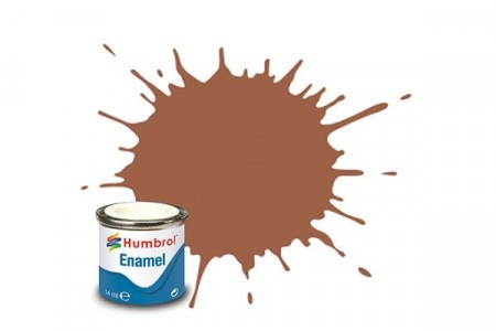 Paint enamel metallic 14 ml antique bronze