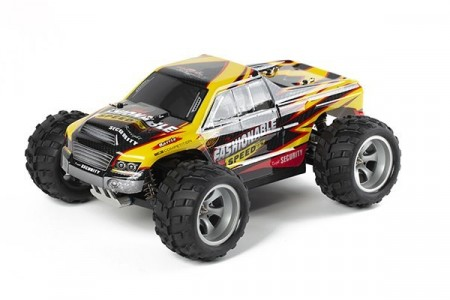 1:18 R/C 4WD MONSTER