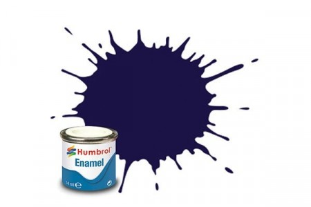 Paint enamel gloss 14 ml purple